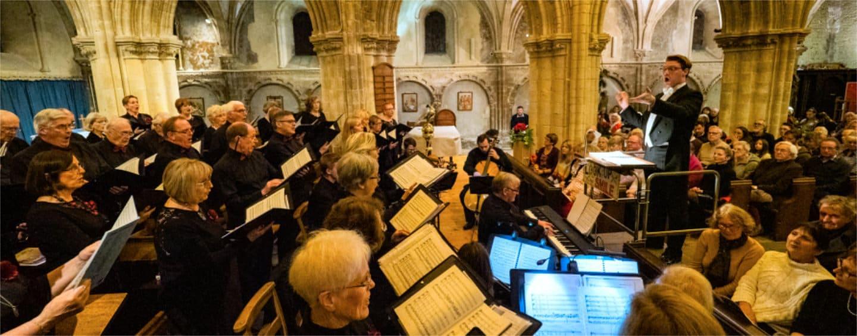 shoreham oratorio choir conductor