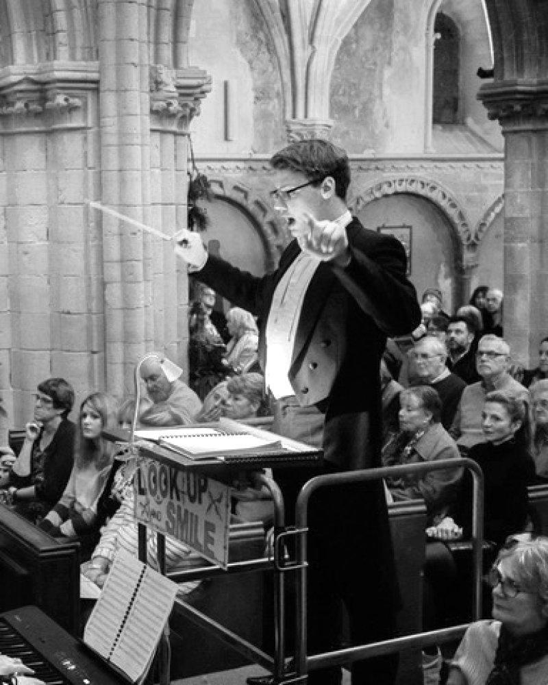 Brighton choir conductor
