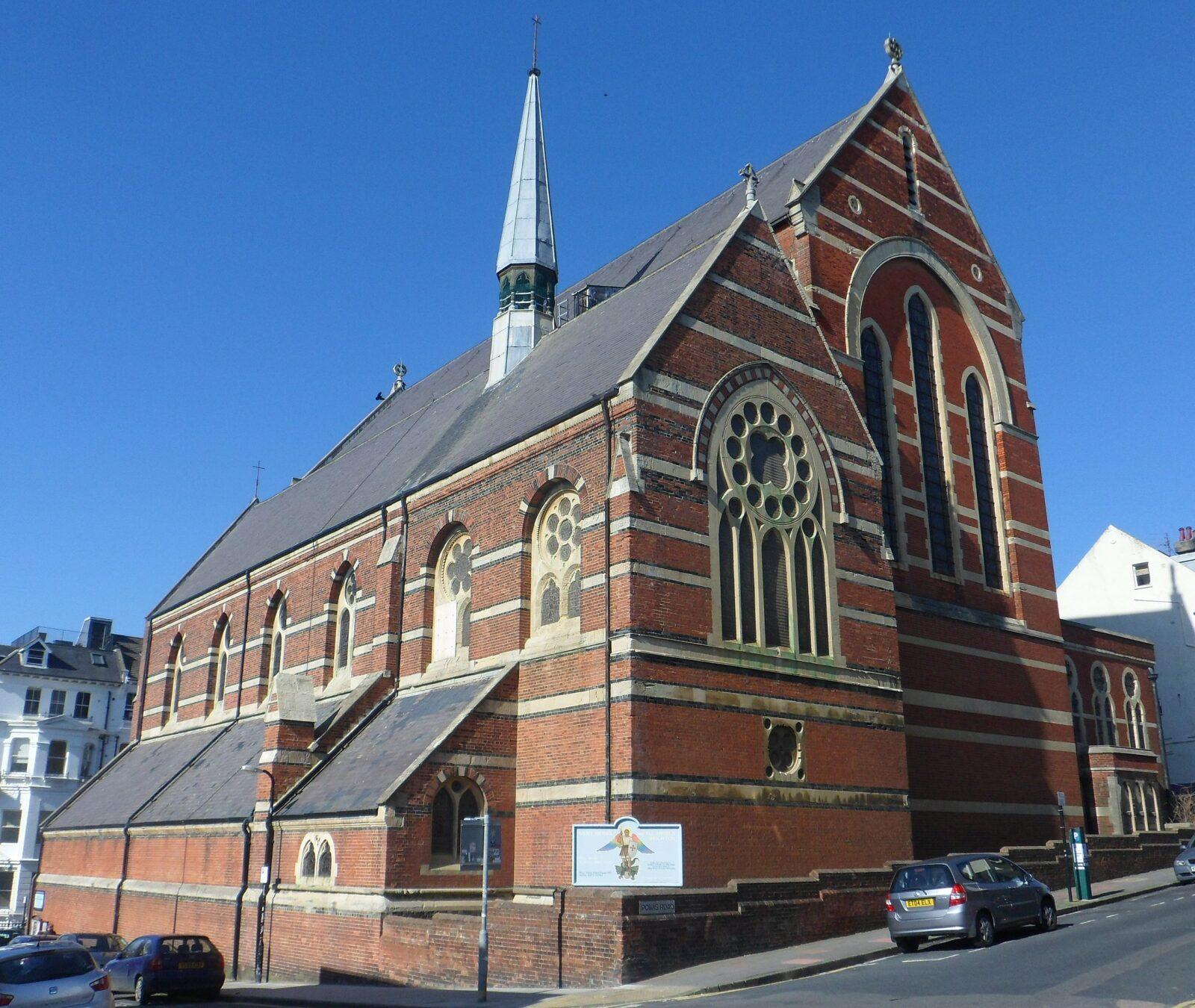 St Michael & All Angels, Lancing