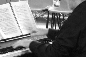 Our Accompanist