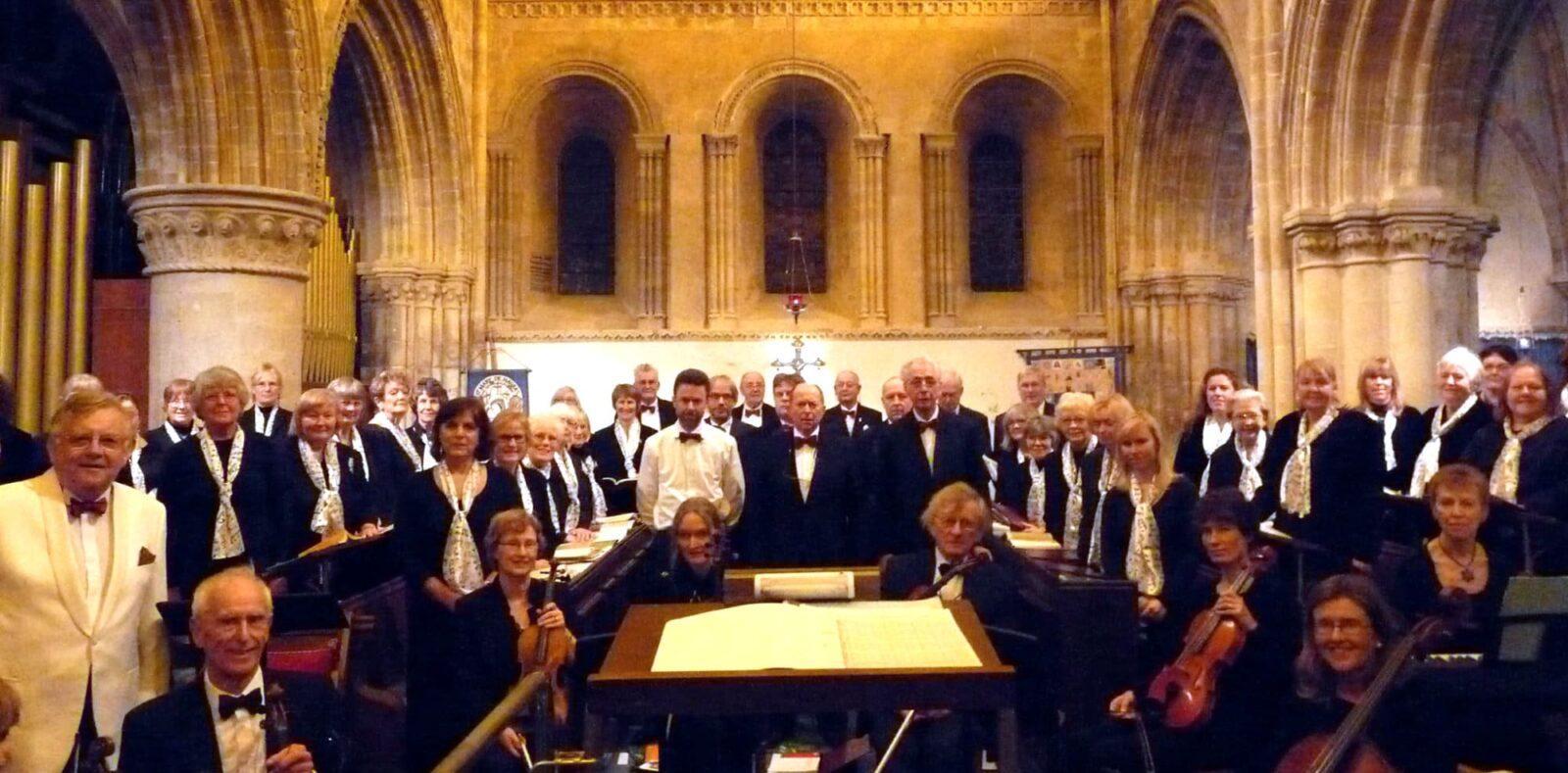 choir church concert 2014
