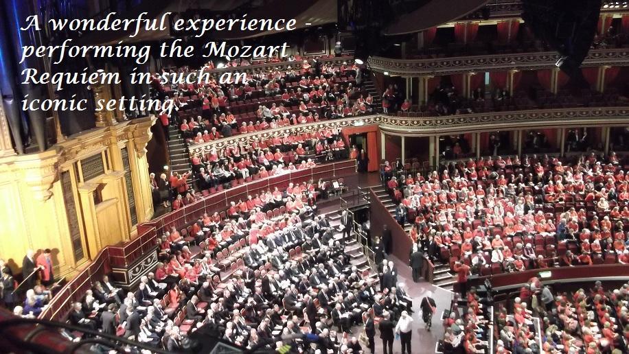 Royal Albert Hall event